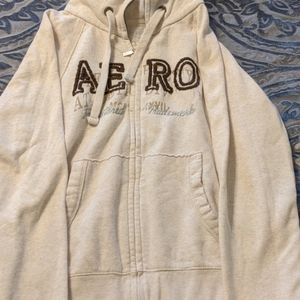 EUC! AERO Zip Up Sweatshirt XL